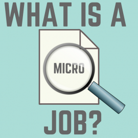 What is a Micro Job
